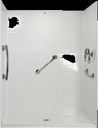 Shower Walls & Surrounds