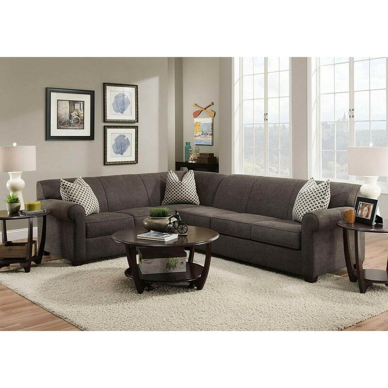 Aria Sectional  sc 1 st  Wayfair : bauhaus sectional sofa microfiber - Sectionals, Sofas & Couches