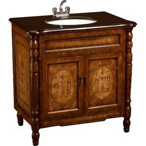 32″ Single Bathroom Vanity Set