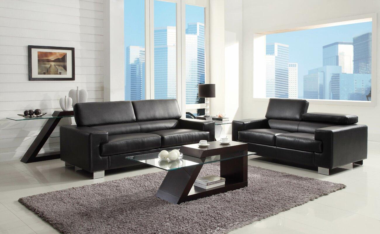 Woodhaven Hill Vernon Configurable Living Room Set Reviews Wayfair
