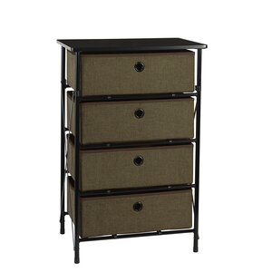 Sort and Store Organizer 4 Drawer Chest