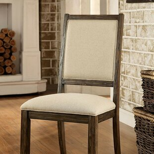 Rhodes Upholstered Dining Chair (Set of 2)