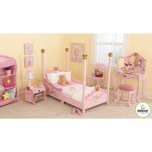 baby girl bedroom sets. Princess Toddler Four Poster Configurable Bedroom Set Kids Sets