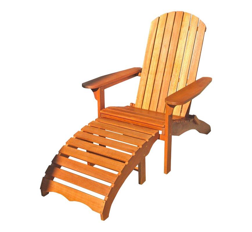 Sabbattus With Footrest Adirondack Chair