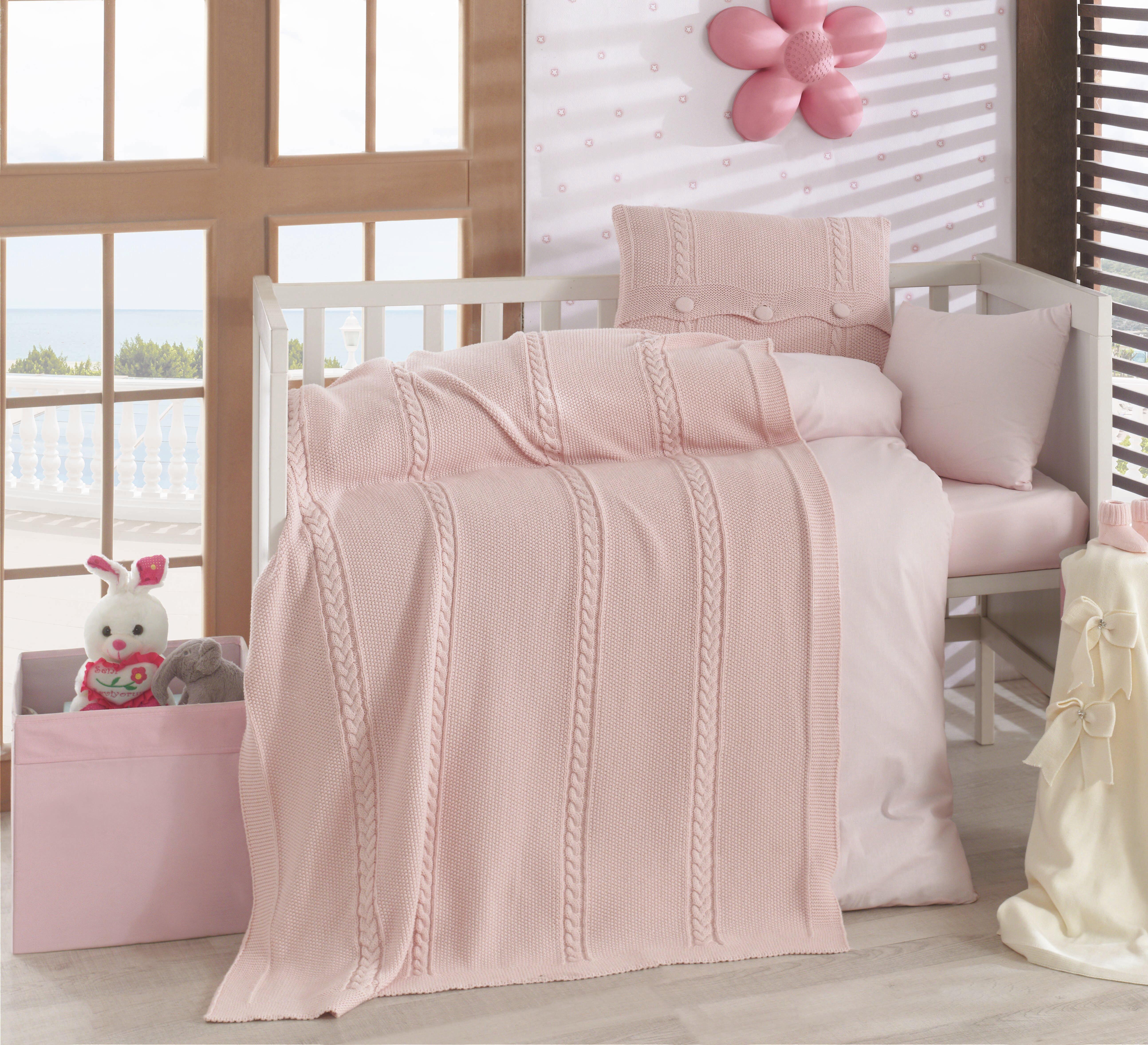 a4c7712f8889 Harriet Bee Kathaleen 6 Piece Crib Bedding Set