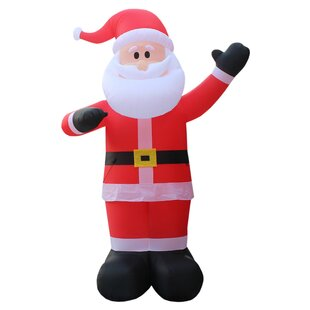 christmas inflatable santa claus - Cheap Inflatable Christmas Decorations