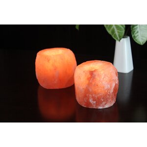 Neva Crystal Candle Holder (Set of 2)