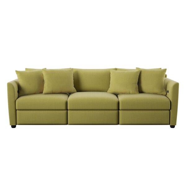 Modern & Contemporary Modern Recliner Sofa | AllModern