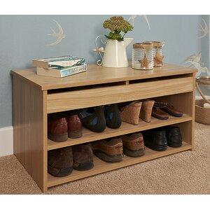 Schuhschrank für 8 Paare von Home Loft Concept