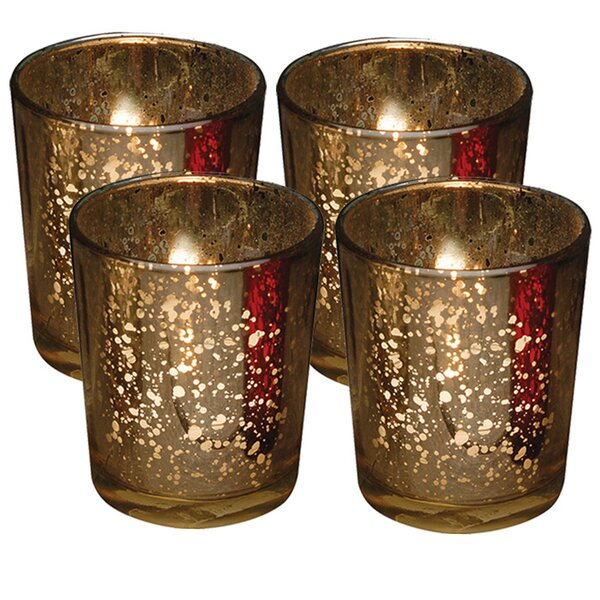 Loon Peak Rustic Glass Votive Candle Holder Reviews