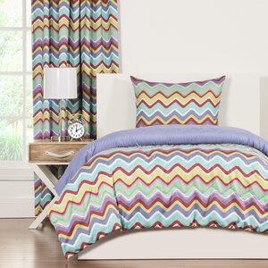 Crayola Mixed Palette Comforter Set