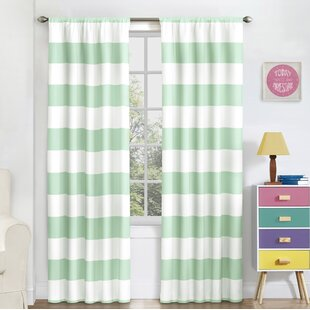 Striped Curtains Drapes Youll Love