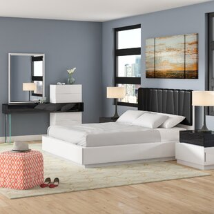 Ordinaire Linehan Platform 5 Piece Bedroom Set