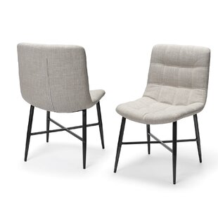 Nanci Upholstered Dining Chair (Set of 2)