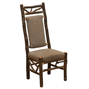 Hickory Twig Upholstered Side Chair