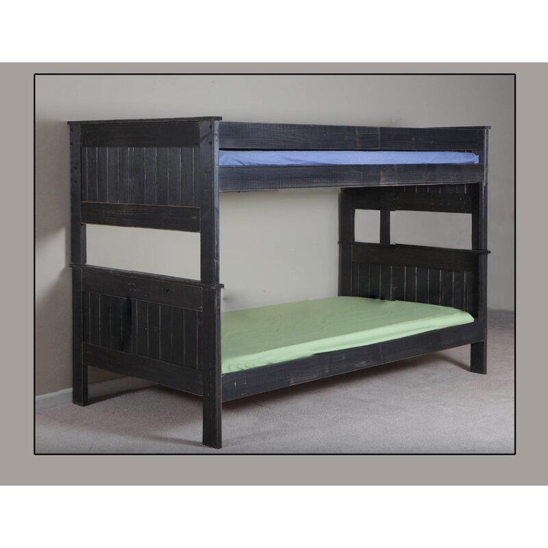 Harriet Bee Cheney Stackable Bunk Bed Wayfair