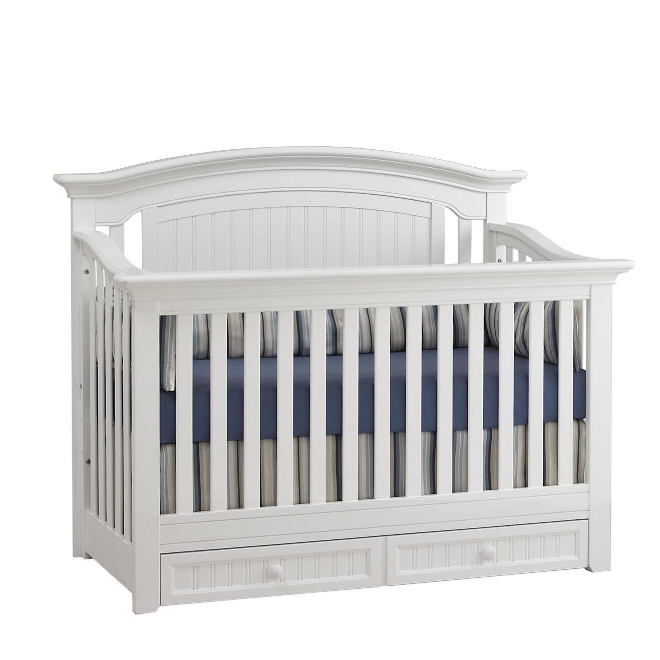 Winchester 4-in-1 Convertible Crib