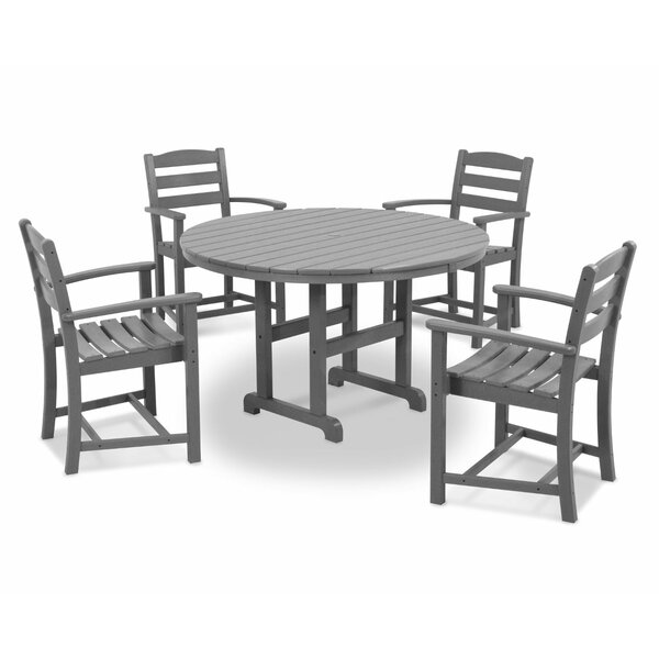 La Casa Café 5 Piece Dining Set