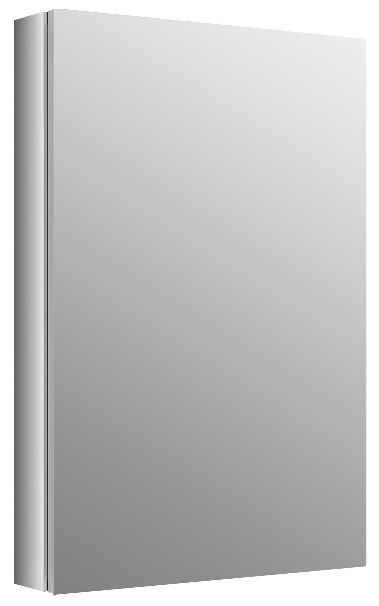 Beau Verdera Aluminum Medicine Cabinet
