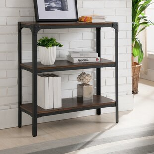 3 Tier Etagere Bookcase & 3 Tier Plate Rack | Wayfair