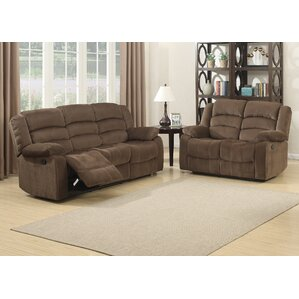 Bill 2 Piece Living Room Set by AC Pacific