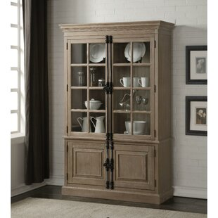 Frome Wooden China Cabinet Spacial Price