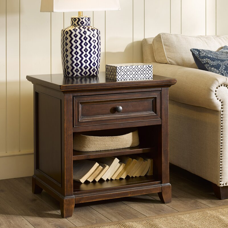 Ordinaire Montclair End Table With Storage
