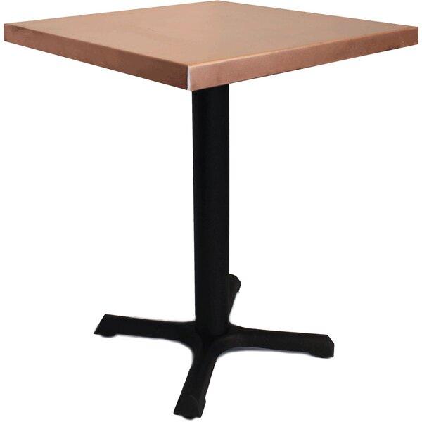 30 x 30 dining table rectangular dining mio metals 24 30 dining table wayfair