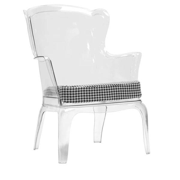 Plastic Transparent Chair | Wayfair