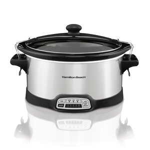 7-Qt. Stay or Go Slow Cooker