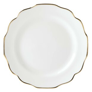 Casual Luxe Bone China 11\  Dinner Plate  sc 1 st  Wayfair : casual dinner plates - pezcame.com