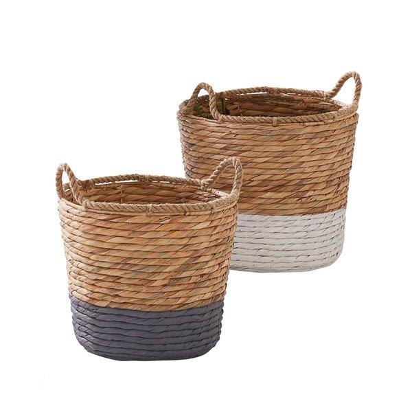 sc 1 st  Wayfair & Storage Boxes Baskets u0026 Wicker Baskets | Wayfair.co.uk