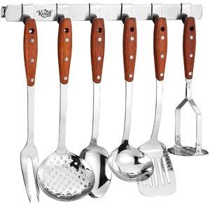 7-tlg. Küchenhelfer-Set Eko-Kombi