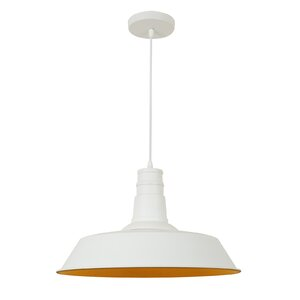 Stafford 1-Light Bowl Pendant