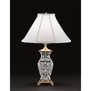 Waterford table lamps youll love wayfair kingsley 22 table lamp by waterford aloadofball Image collections