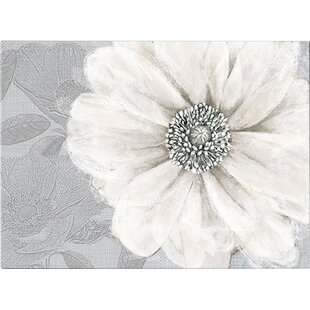 Modern wall art canvas art allmodern bloom graphic art on wrapped canvas mightylinksfo