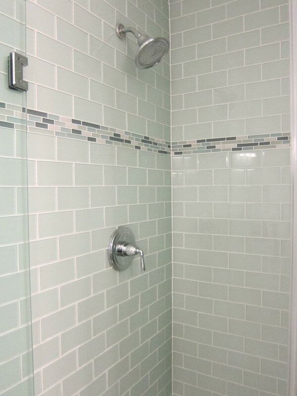 Nowadays It Is Very Trendy To Use Gray Grout Around Your White Tiles To  Really Draw Attention To Them. Subway Tile
