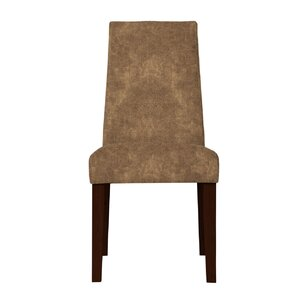 Haddonfield Formal Solid Back Parsons Chair (Set of 2) by Latitude Run