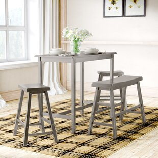 Cormac 4 Piece Pub Table Set