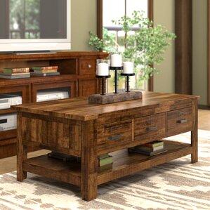 Archstone Coffee Table by Loon Peak