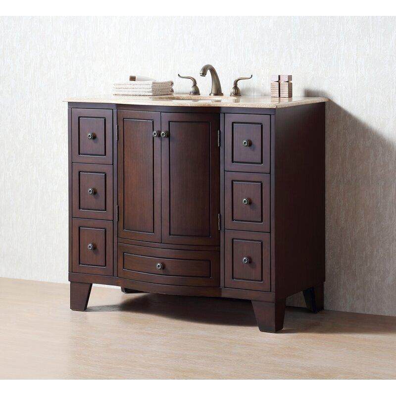 Lindenwood 40 Single Bathroom Vanity Set