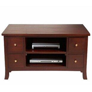 Mahogany Tv Stand For Tvs Up To 60