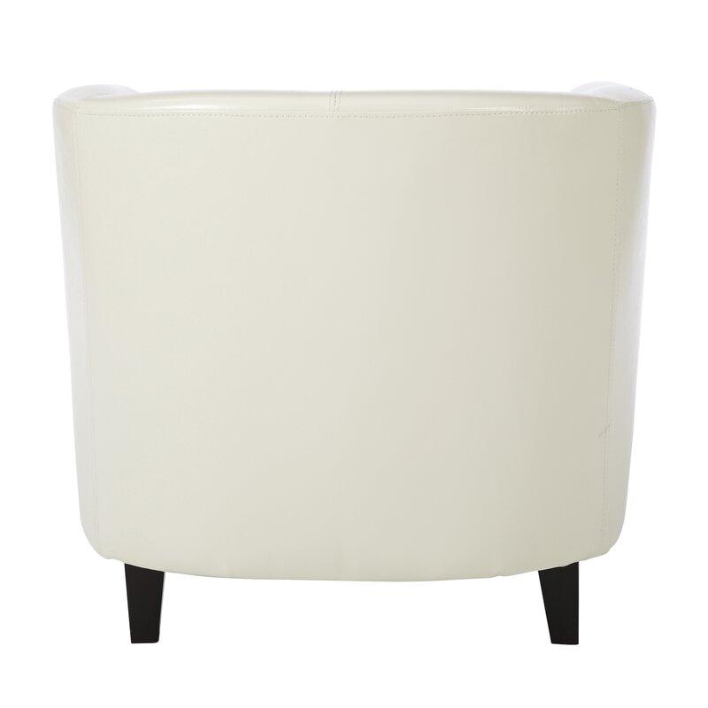 Marni Accent Chair 229 Furniture Row: Mercury Row Apollonios Retro Barrel Chair And Ottoman