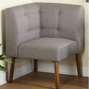 Bucci Corner Slipper Chair