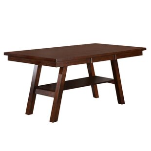 Rucker Solid Wood Dining Table