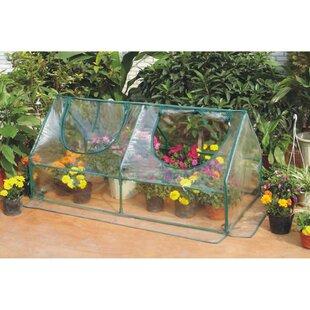 Greenhouses You'll | Wayfair on tall greenhouse plants, mini grow house, portable mini greenhouse for plants,