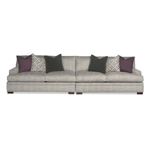 Tyler Sectional by Aria Designs