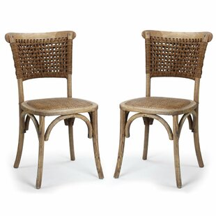 Dining Cane Dining Chair (Set Of 2)