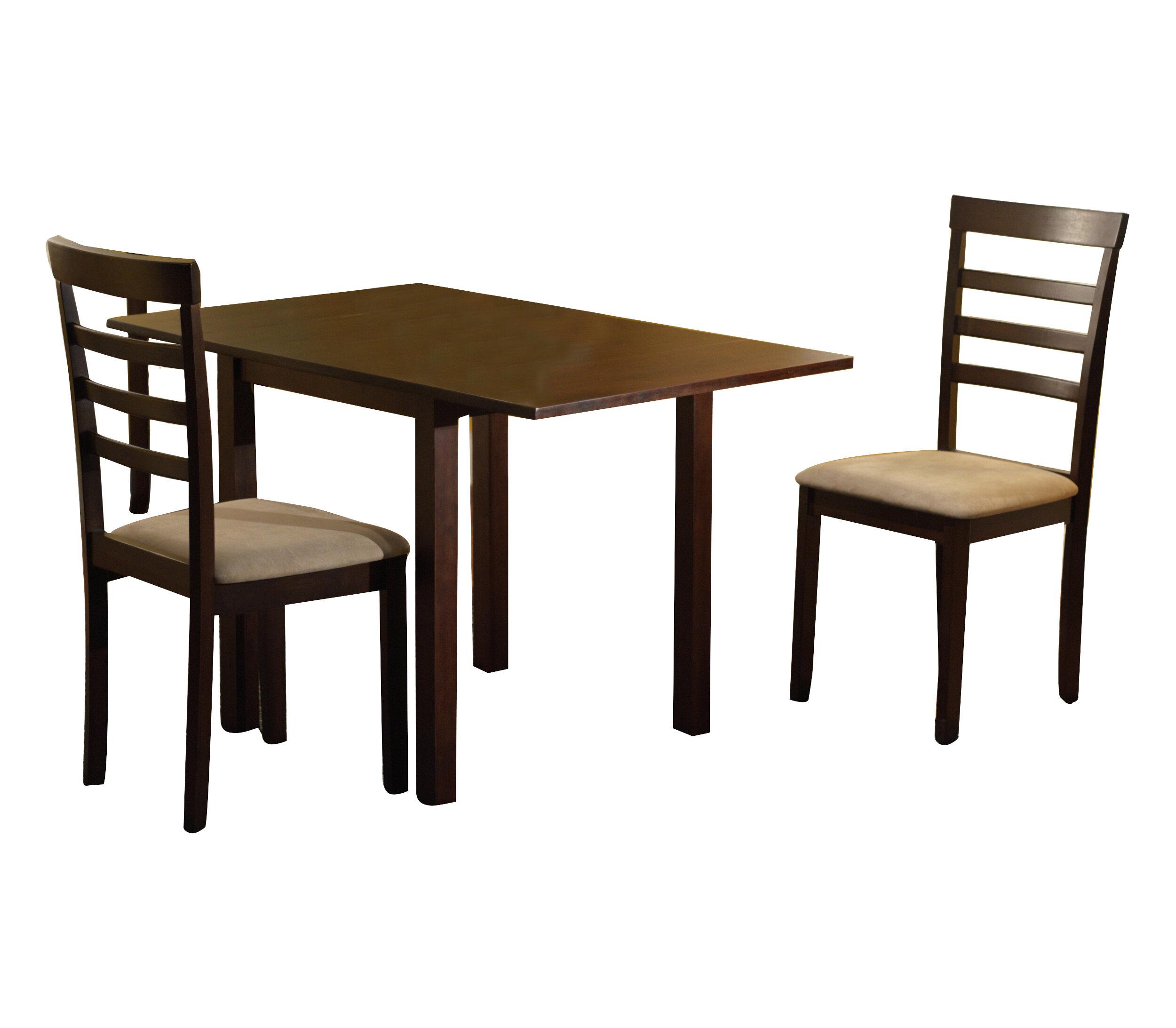 TMS Madison 3 Piece Dining Set U0026 Reviews | Wayfair