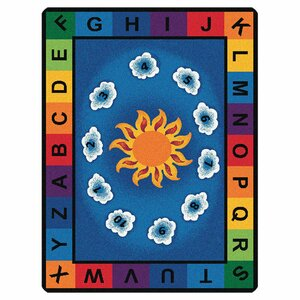 Camila Sunny Day Learn and Play Kids Area Rug